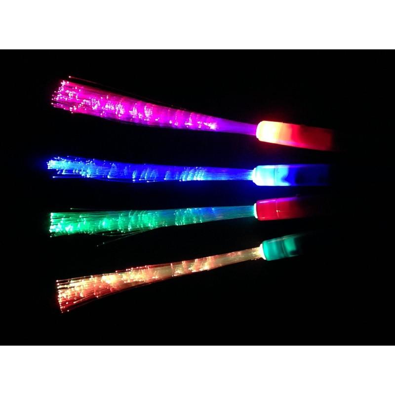Fibre optique simple lumineux Articles Led