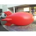 Ballon Zeppelin Publicitaire 4 METRE