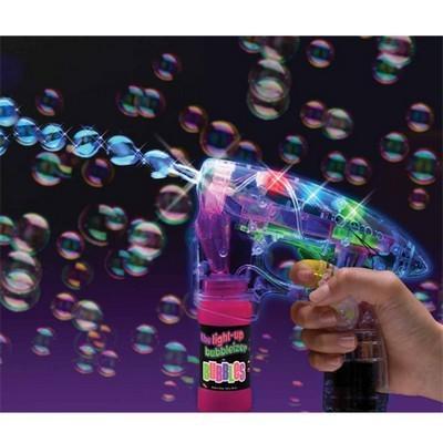 Pistolet à bulles lumineux Accueil