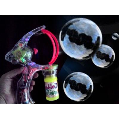 Pistolet à grande bulles lumineux  Articles Led