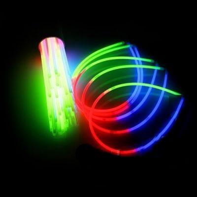 collier Fluo trois couleur 50 pièces Produits Fluo