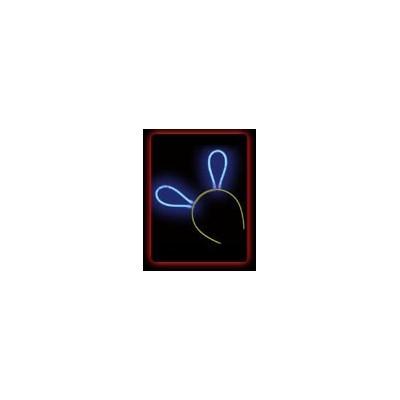 Oreille fluo Gadgets lumineux