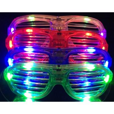 lunette lumineuse à barreaux
