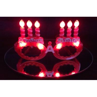 lunette lumineuse anniversaire Articles Led