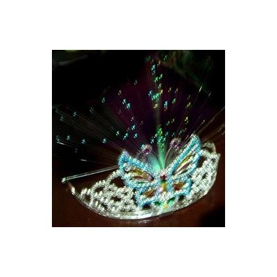 Couronne fibre lumineuse