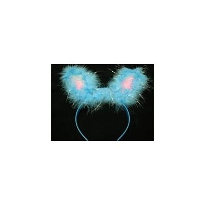 Oreille de lapin lumineuse bleu Articles Led