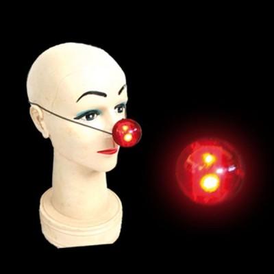 Nez de clown lumineux