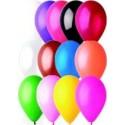 100 Ballons latex mat unis 30 cm