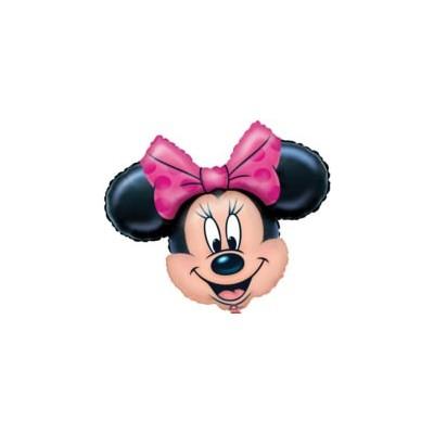 Minnie ballon hélium