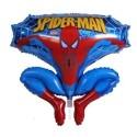 Spiderman ballon hélium