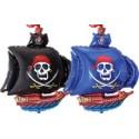 ballon bateau pirate hélium