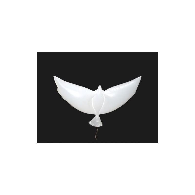 Ballon colombe  Accueil
