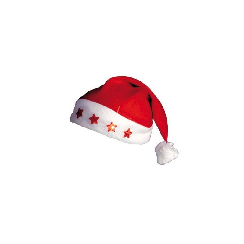 Bonnet enfant de Noël lumineux Articles Noël