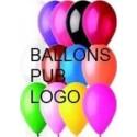 1000 Ballons imprimés 2 faces 3 couleurs