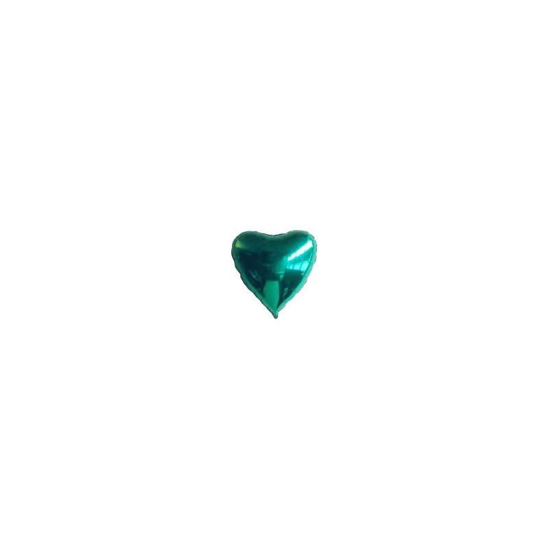 100 Ballons aluminium imprimés coeur Accueil
