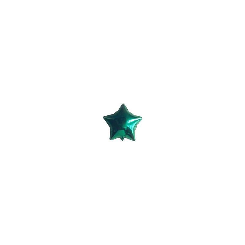 100 Ballons aluminium imprimés étoile Accueil