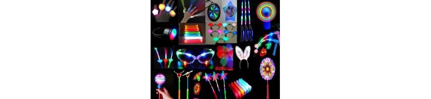 Gadgets lumineux