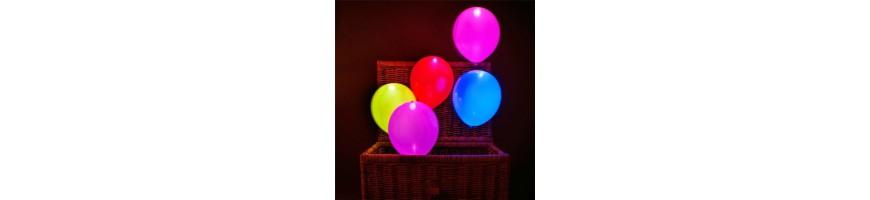 Ballons Lumineux-Fluo